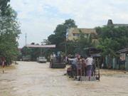 遭洪水袭击河内市数千公顷农作物被淹 清化省14人死亡