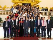 越南政府总理阮春福:企业将继续受政府推崇和保护