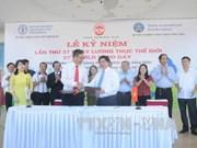 越南2017年世界粮食日纪念活动在北件省举行