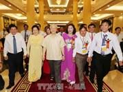 越共中央总书记阮富仲会见优秀农民代表