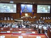 柬埔寨国会通过4项选举法