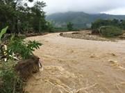 安沛省:洪水致28人死亡和失踪