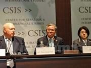 越南驻美大使范光荣出席第五届亚太安全架构研讨会框架的活动