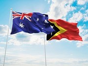 澳大利亚与东帝汶对两国有关海事条约草案达成协议