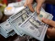 18日越盾兑换美元中心汇率上涨8越盾
