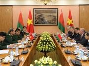 越南与白俄罗斯推动军事技术合作