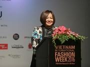 2017年秋冬越南国际时装周将在河内举办