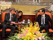 河内市与阿根廷增进友谊 加强团结