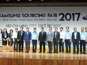 越南企业努力参与全球供应链