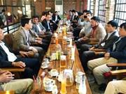 广宁省汪秘市:提高企业的能力,为经济社会发展注入动力