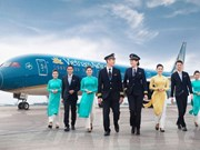 韩国航空公司高度评价越南机场地面服务质量