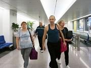 251名俄罗斯游客搭乘旅游报销航班前往胡志明市旅游