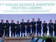 吴春历出席东盟国防部长与中日美国防部长的会晤