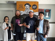 越南啤酒在太平洋啤酒节颇受欢迎