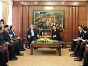 越南与伊朗促进经贸合作