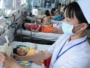 截至目前河内市登革热疫区数量为240个