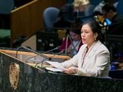 将《2025年东盟共同体愿景》与《2030年可持续发展议程》相对接
