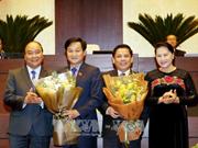 越南第十四届国会第四次会议公报(第四号)