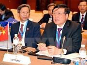 东盟首席法官理事会特别会议在马尼拉召开