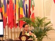 印尼一向将东盟视为该国外交政策的重点