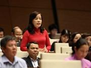 越南第十四届国会第四次会议:庞大臃肿的行政机构给国家财政造成巨大负担