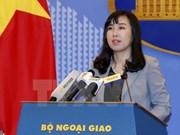 越南外交部发言人:应在尊重宪法和法律基础上维护西班牙统一和稳定
