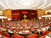 越共第十二届六中全会关于继续推进政治体制革新的决议