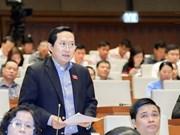 越南第十四届国会第四次会议:将物流服务发展成为拳头产业