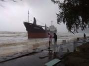 政府总理下达通知要求紧急救助海上失踪船员和渔民
