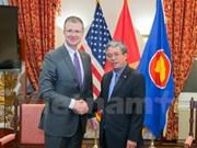 美国新任驻越大使承诺继续为培育越美关系贡献力量
