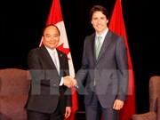 加拿大总理即将访越:推动越加关系走向深入