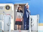 2017年APEC会议:美总统特朗普访越充分体现其对继续加强双方合作的承诺