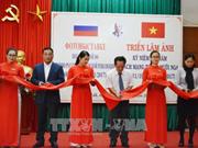 越南各地举行活动纪念俄国十月革命胜利100周年