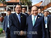 越南一贯主张重视并希望继续巩固与柬埔寨的友好合作关系