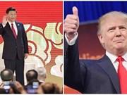 2017年APEC会议:美国和中国领导人对国际贸易发表对立表态