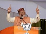 印度承诺加强与东盟的关系