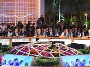 第31届东盟峰会:越南一向重视与各伙伴的关系 愿与各伙伴国加强合作