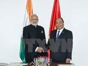 越南与印度一致同意加大双边合作力度