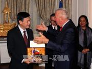 捷克与东盟加强企业间的沟通