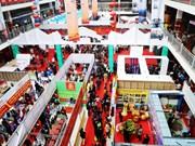 第17届越中(老街)国际贸易交易会吸引参观者人数多达10余万人次