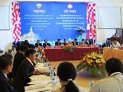 越老建交55周年:昆嵩省与老挝各地方加强全面合作关系