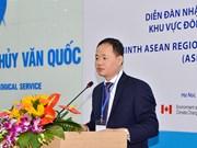 第九届东南亚地区气候展望论坛在河内举行