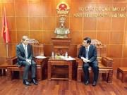 越南教育部与世界经济论坛加强教育合作