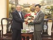 德国企业拟对越南同奈省环境处理领域进行投资