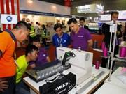 400多家企业参加2017年越南国际纺织面料及服装辅料展