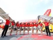 越捷航空将开通大叻直飞泰国曼谷航线