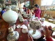2017年10月份越南陶瓷制品出口额回升