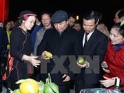 越南政府总理阮春福参观河江省文化旅游空间