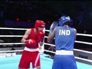 2017年世界青少年女子拳击锦标赛:越南选手杜红玉摘银