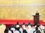 国家主席陈大光:2017年APEC会议的成功为深广融入世界经济进程注入新动力